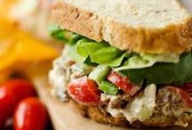 Lunch / Quick and easy lunch ideas, to help avoid midafternoon hangry!