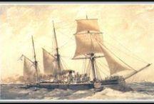 Komentosillalla / Blogi suomalaisista laivan päälliköistä Venäjän keisarillisessa laivastossa