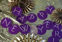 I Heart NYE! / New leaf, new page, new day... new hope, new journey, new horizon... New Year brings more beyond being the first day of the year.