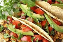 Las VEGAn / Vegetarian: A person who eats only side dishes. ~Gerald Lieberman  Vegans plant goodwill. ~Terri Guillemets