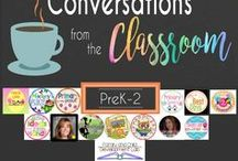 Prek - 2nd Grade / Activities and ideas for preschool through second grade learners: Reading, writing, math, science, and more!