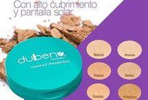 Polvos faciales / www.duben.com.co