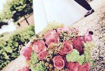 Brautsträuße / Brautsträuße & Floristik