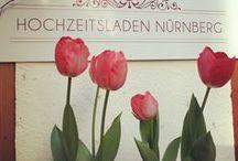 Hochzeitsladen Nürnberg / Impressionen aus dem Hochzeitsladen Nürnberg