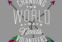 A Volunteering Spirit. / Why volunteer?