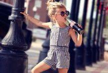 moda infantil / estilos modernos para maninas