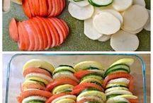 Vegane Rezepte / Viele einfache & schnelle, vegane Rezepte.