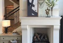 Fireplaces / fireplace makeover, fireplace ideas, stone fireplace, cast stone fireplace, mantle, mantel, faux fireplace, electric fireplace, remodel fireplace, DIY fireplace, fireplace inspiration, brick fireplace, tile fireplace, shiplap fireplace, hearth, fireplace screen, fireplace decor, gas fireplace