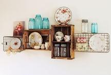 Home Decor / Decor ideas. / by Brianna Hardman