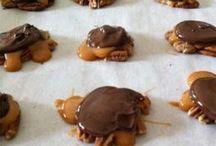 Good eats / Turtle cookies