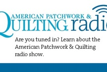 Connect with Us / by American Patchwork & Quilting