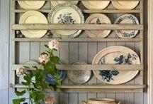 Dishes & China / I love china, pottery and ceramics.