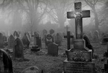 Here Lies.... / Life is but a dream for the dead... / by Amy Walker