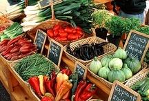 farmers market. / by shoptwigs.com
