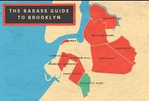 NYC PLACES TO GO / food, bars, places / by Emily Bender