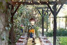 romantic garden / by Meg Wright