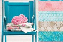 Color Inspiration / See what colors we're loving right now--and the fabrics to match the look.