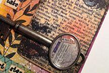 Cards, ATC's & Tags / by Debi Pursley