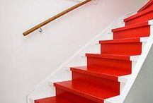 Home - Stairs / All types of stairs, indoors and outdoors, including in-stair and under-stair storage, etc.