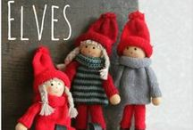 Christmas - Traditions / Traditions to start, activities for Advent calendar, or things to draw us closer as a family...