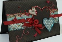Valentine cards and tags / by Debi Pursley