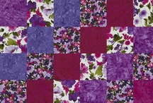 Easiest Quilts (Hottest Fabrics!) / Who says you can't make a beautiful quilt with just 10-inch squares? We took the hottest new fabric collections and created stunning quilts that were so easy to make!