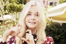 Elle Fanning / Beautiful actress  / by Lizzie A
