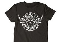 Rival Boxing Apparel / Rival Boxing Appare. Ring apparel, fashion, men & women. / by Rival Boxing Gear
