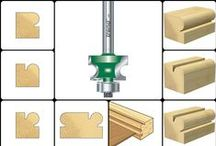 Beads and Corner Moulds / by Woodford Woodworking Tools and Machines UK.