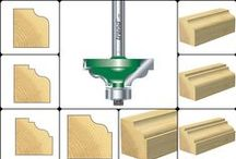 Ogee Cutters / by Woodford Woodworking Tools and Machines UK.