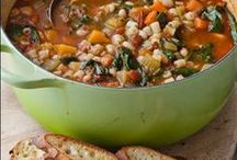 Recipes - Soup, Stew, & Chili