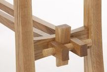 Woodworking Joints - Joinery Ideas / Techniques / For  Jointing Cutters, please visit:  http://www.woodfordtooling.com/craftpro-router-cutters/jointing-cutters.html / by Woodford Woodworking Tools and Machines UK.