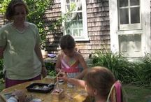 Junior Historian Classes at the Mitchell House / Summer classes for children aged 7 to 10 at the Mitchell House.