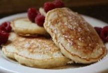 OmNom Breakfast (sweet) / For all those tasty pancake, waffle, and French toast recipes
