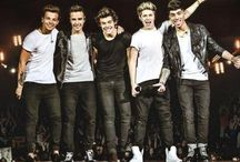 One Direction. / by Mindyy Murphy