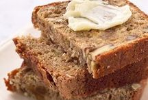OmNom Quick Breads / Recipes for breads that require no rising time.