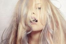 HAIR ▲ / Hair / Hair Style / Cheveux / Fashion / Model / DIY / Woman / Love / Ponytail /