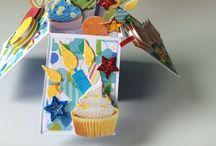 Card in a box / by Debi Pursley