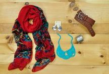 World Traveler / Get in touch with your exotic side! This trend in women's fashions, shoes and accessories is all about going global - from animal prints and Aztec to beads and braiding.