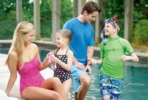 Sun & Fun / A sea of colors and prints in sizes and styles for the whole family. New arrivals each week!