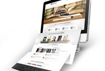 Website Inspiration - Board 2 / Some designs are good, these are great!