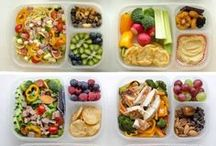 Lunch and Snacks / Sometimes during meal planning, lunch and snacks get overlooked. Find some quick and simple ideas for lunch and snack recipes on this board. Find more meal planning tips at www.mealplanningmama.com.