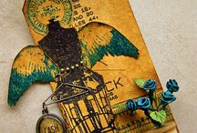 Dress form cards and tags / by Debi Pursley