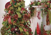 CHRISTMAS trees / by Renae Lail