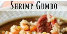 Sea Food / Recipes with sea food