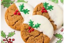 Christmas Cookies / Holiday baking ideas - mostly cookie recipes
