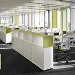 ARREDO OPERATIVO / Ambienti studiati appositamente per i diversi ruoli all'interno dell'azienda.