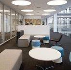 LOUNGE - RISTORO / Aree progettate per rafforzare l'interazione, la comunicazione e l'incontro.