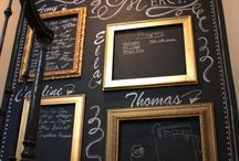 Chalkbord design I want to do