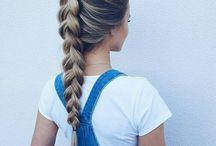 Saç stilleri/ hair style